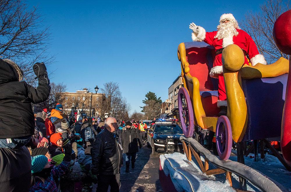 Les Grands Événments de Drummondville - Défilé de Noël de Drummondville
