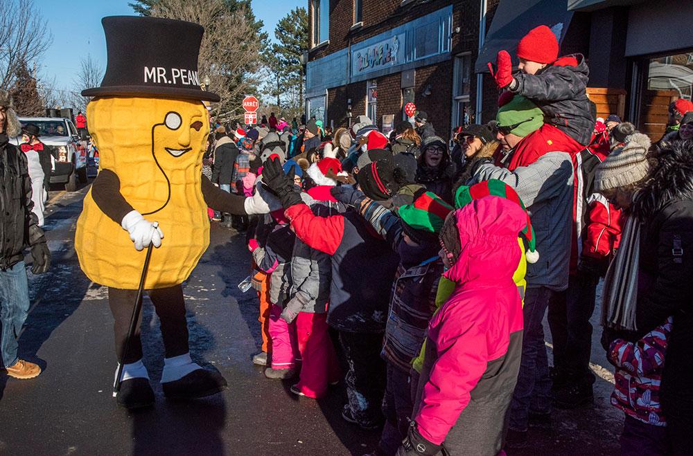 Les Grands Événements de Drummondville - Défilé de Noël de Drummondville