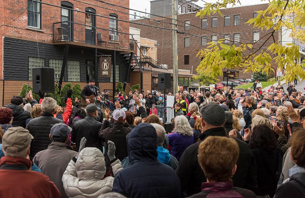 Les Grands Événements de Drummondville - Fête de la musique