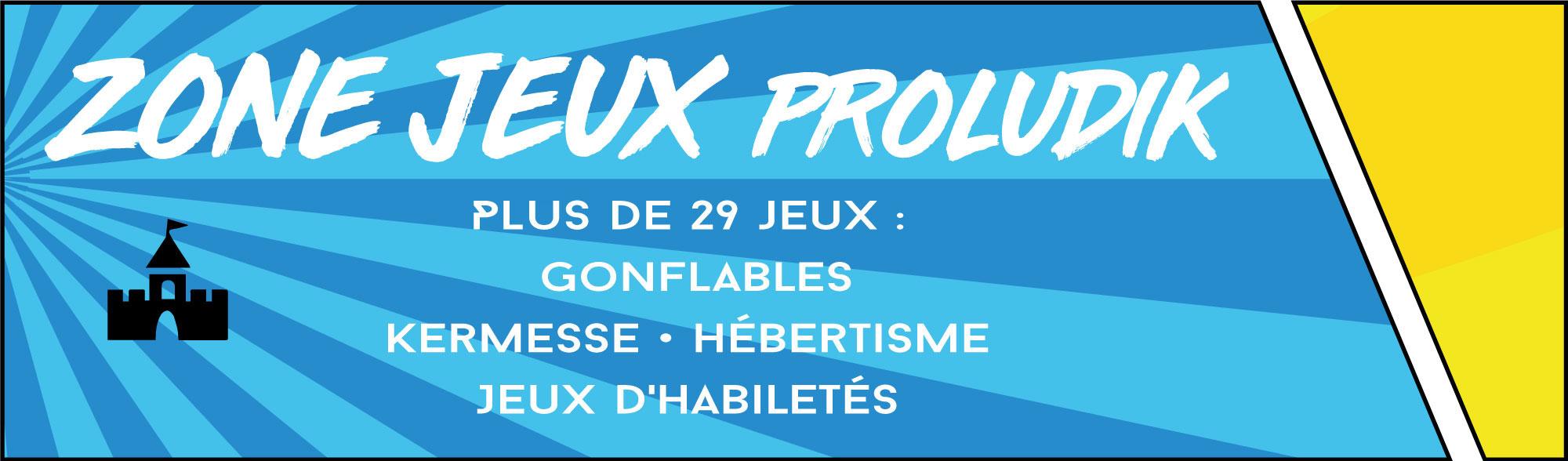zone jeux Proludik