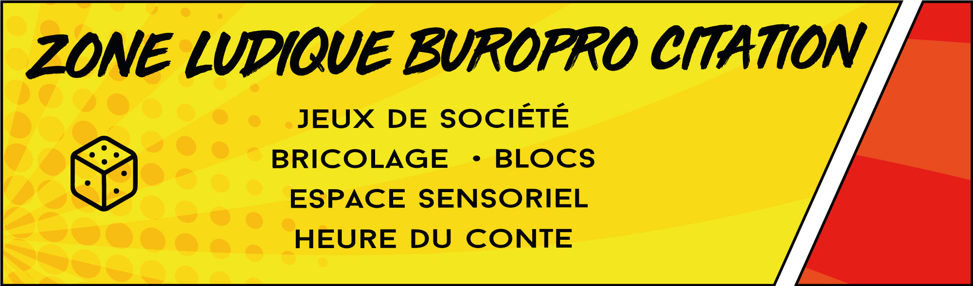 zone ludique Buropro CItation